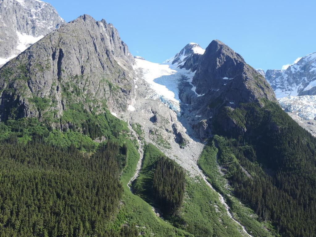 Near the Telkwa Pass, BC
