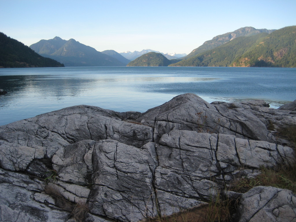 Bute Inlet, BC