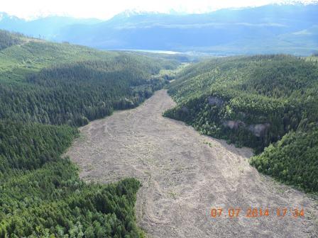 Nisga's Memorial Lava Bed Provincial Park